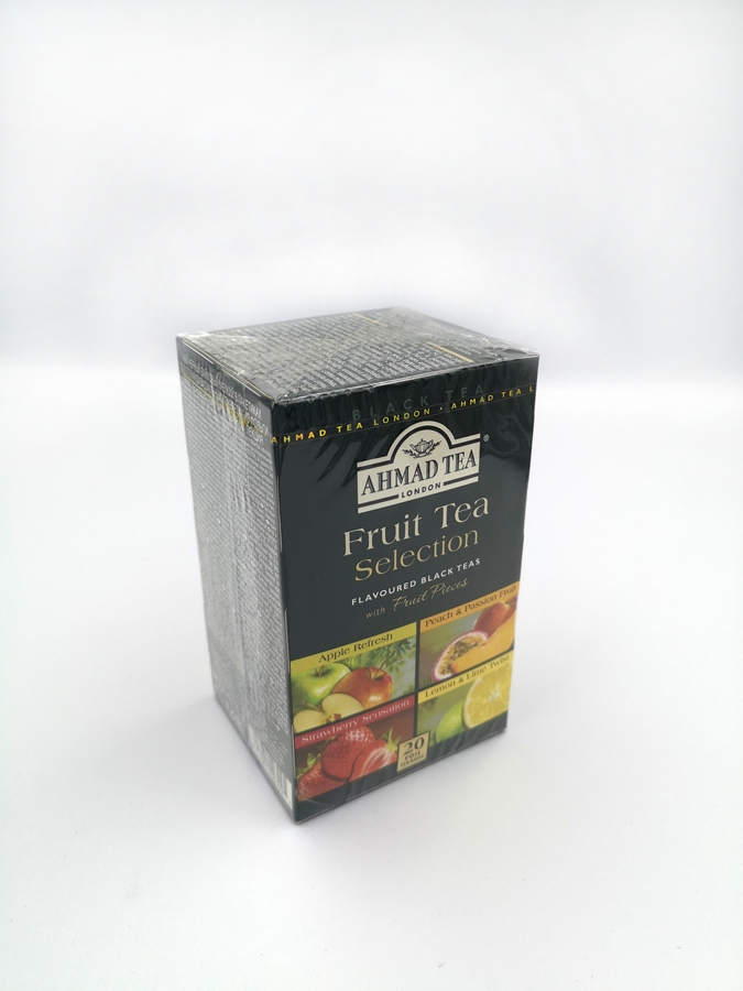 HERBATA AHMAD FRUIT TEA SELECTION 20 TOREBEK