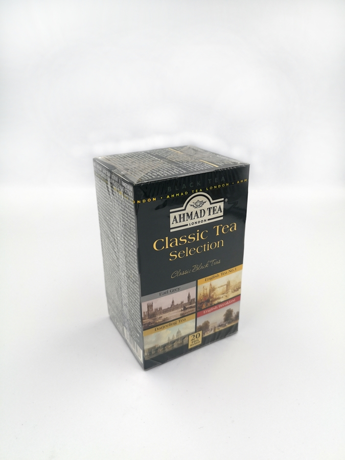 HERBATA AHMAD CLASSIC TEA SELECTION 20TOREBEK