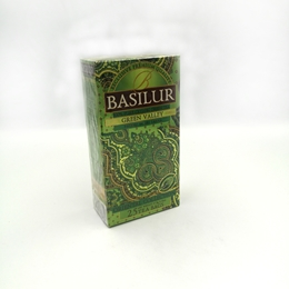 HERBATA BASILUR GREEN VALLEY 25 TOREBEK