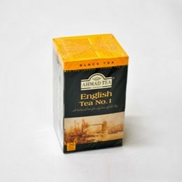 HERBATA AHMAD ENGLISH TEA No.1 -  20 TOREBEK