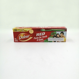 PASTA DO ZEBÓW DABUR RED 200ML